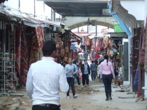 Sénégalais à Rabat : La Place Marchande dumigrant