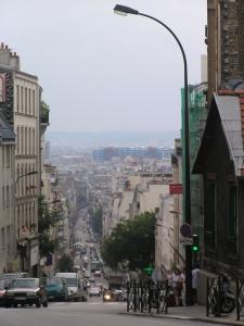 rue de Ménilmontant