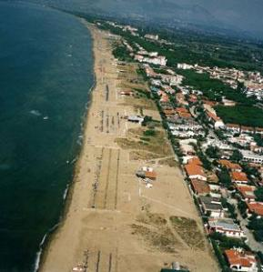 litorale domitio